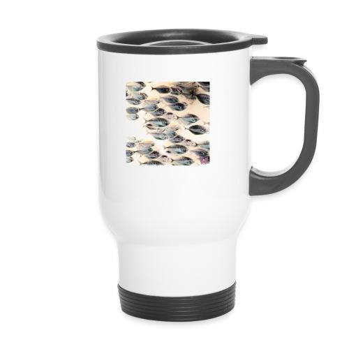 Poissons - Mug thermos