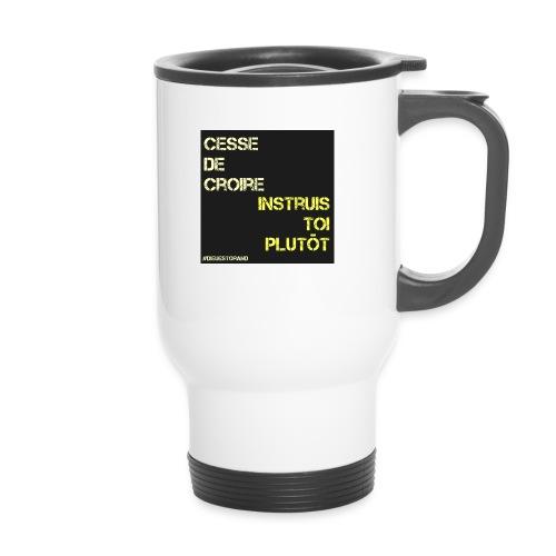 Motivation - Mug thermos