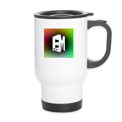ElectroMetal_Logo - Travel Mug