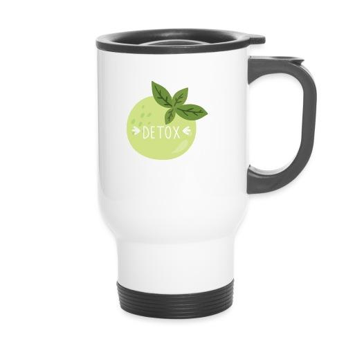 Detox green juice - Tazza termica