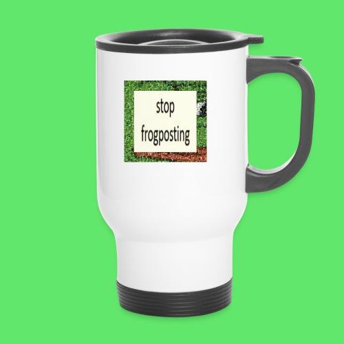 Frogposter - Travel Mug