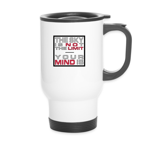 No Limit Mind - Thermobecher