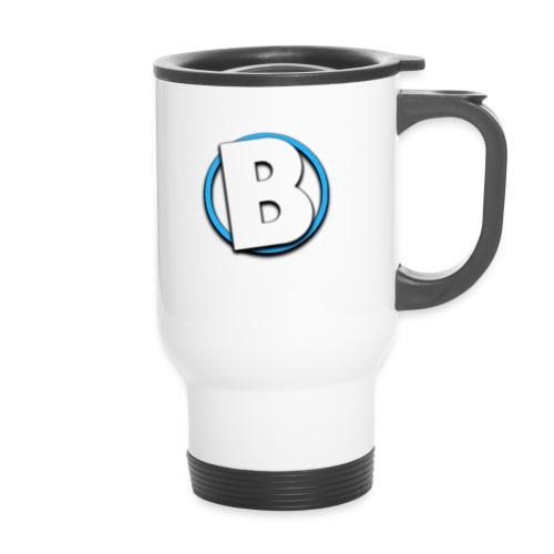Bumble Logo - Travel Mug
