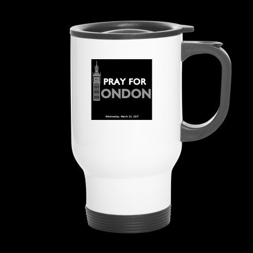 PRAY FOR LONDON - Mug thermos
