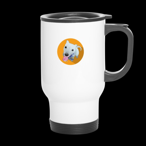Computer figure 1024 - Travel Mug