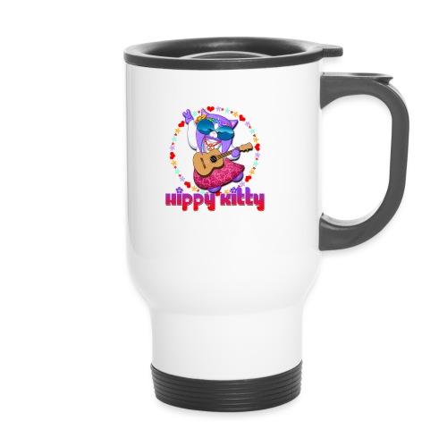 Hippy Kitty - Tazza termica