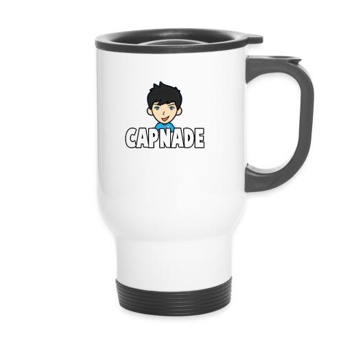 Basic Capnade's Products - Travel Mug