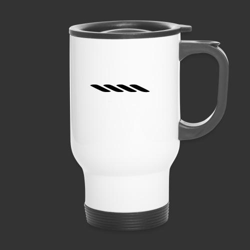 Rope With Bite Logo - Travel Mug