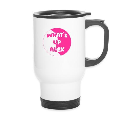 45F8EAAD 36CB 40CD 91B7 2698E1179F96 - Thermal mug with handle