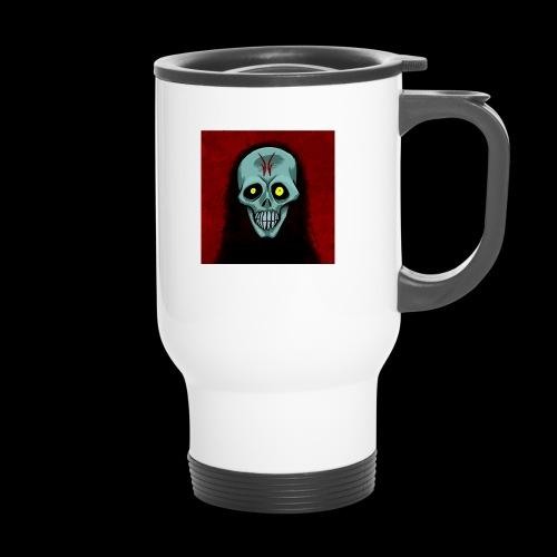 Ghost skull - Travel Mug