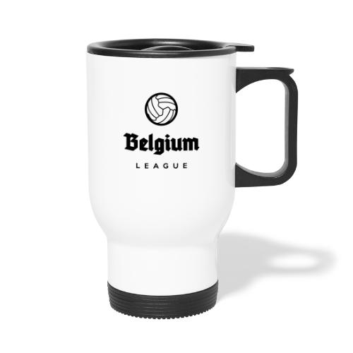 Belgium football league belgië - belgique - Mug thermos