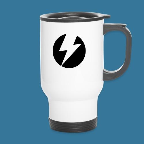 BlueSparks - Inverted - Travel Mug