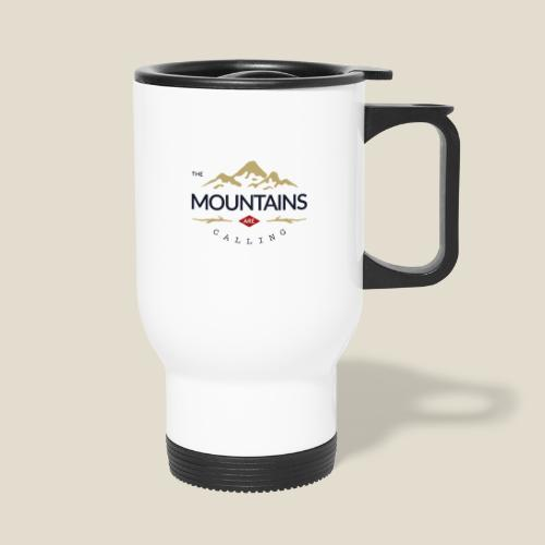 Outdoor mountain - Mug thermos