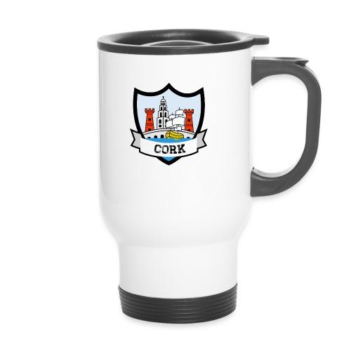 Cork - Eire Apparel - Thermal mug with handle