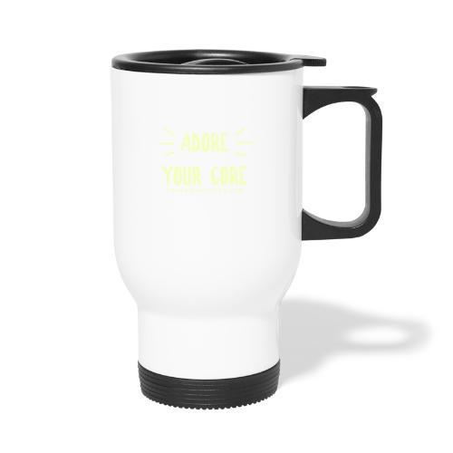 Adore Your Core - Travel Mug