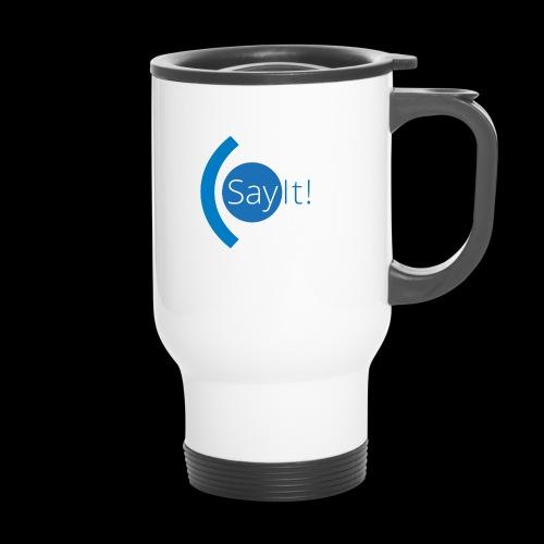 Sayit! - Thermal mug with handle