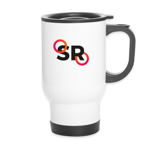 Simulator Radio - Thermal mug with handle