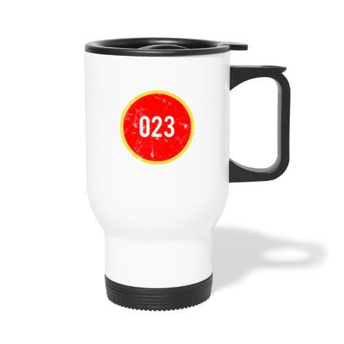 023 logo 2 washed regio Haarlem - Thermo mok
