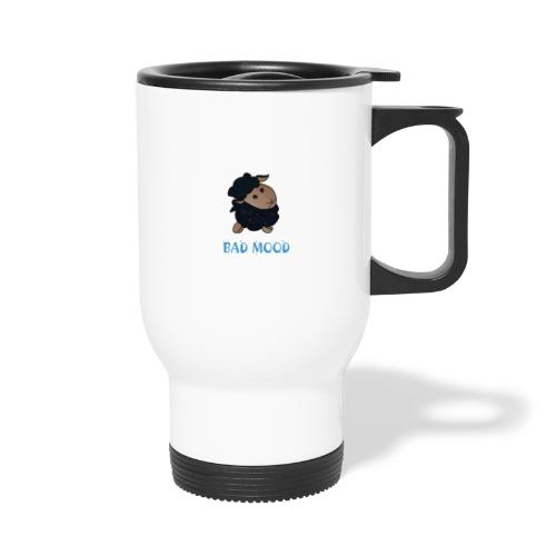 Badmood - Gaspard le petit mouton noir - Mug thermos