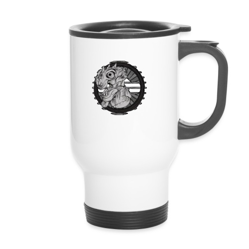 Alien hunter - Travel Mug