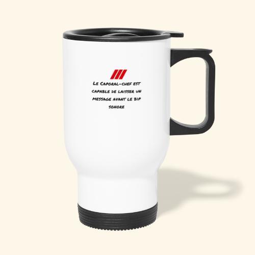caporal chef - Mug thermos
