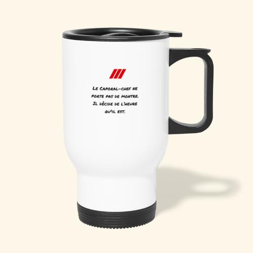 cchef montre - Mug thermos