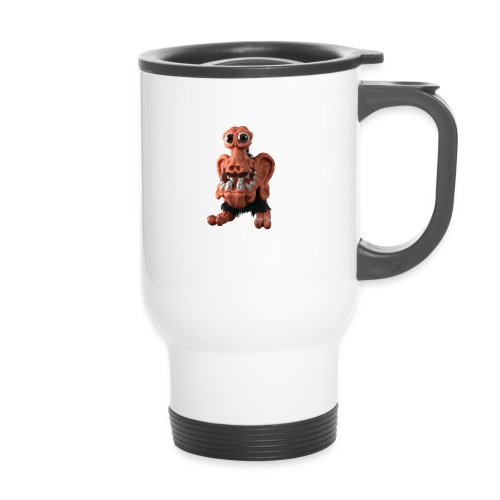 Very positive monster - Travel Mug