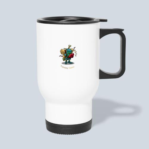 Tuesday Quest Logo - Mug thermos