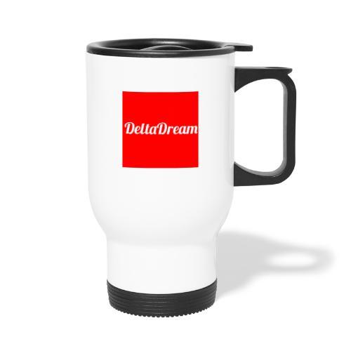 DeltaDream- Original Red - Tasse isotherme avec poignée