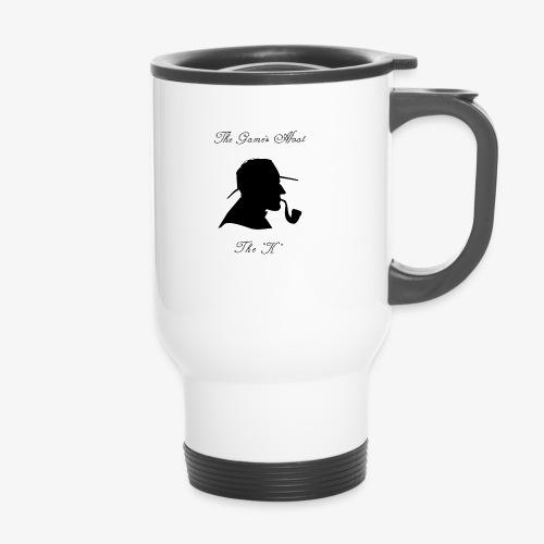 The Game's Afoot! - Travel Mug
