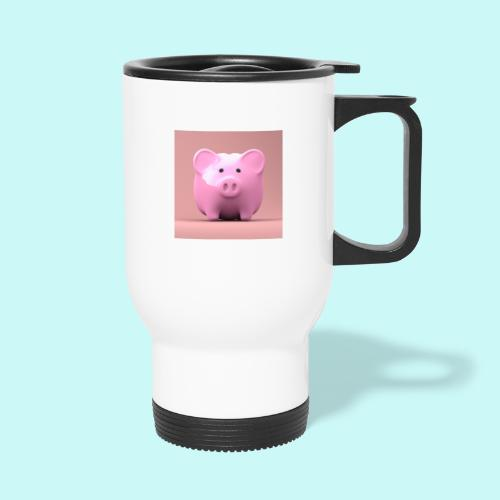 piggy - Thermal mug with handle
