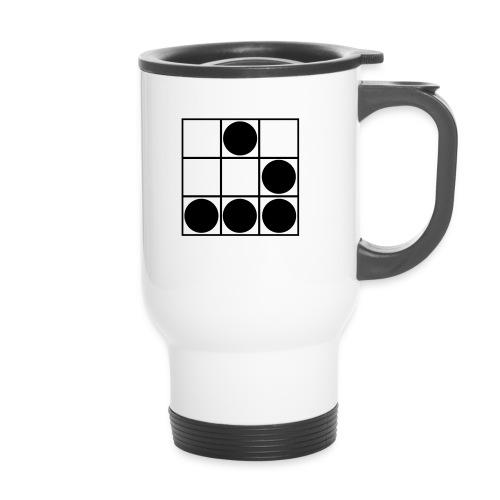 Glider-Badge (small) - Travel Mug