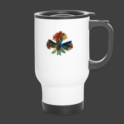 Mayas bird - Travel Mug