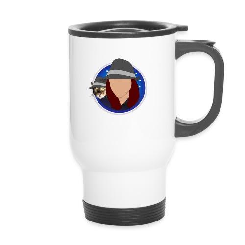 DiscoAndGeorge - Thermal mug with handle