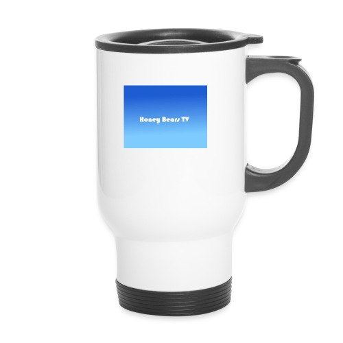 Honey Bears TV Merch - Thermal mug with handle