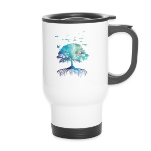 Men's shirt next Nature - Travel Mug