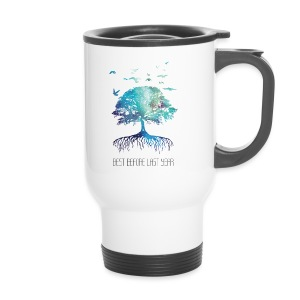 Men's shirt Next Nature Light - Travel Mug