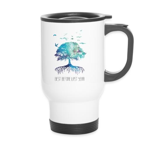 Men's shirt Next Nature Light - Travel Mug