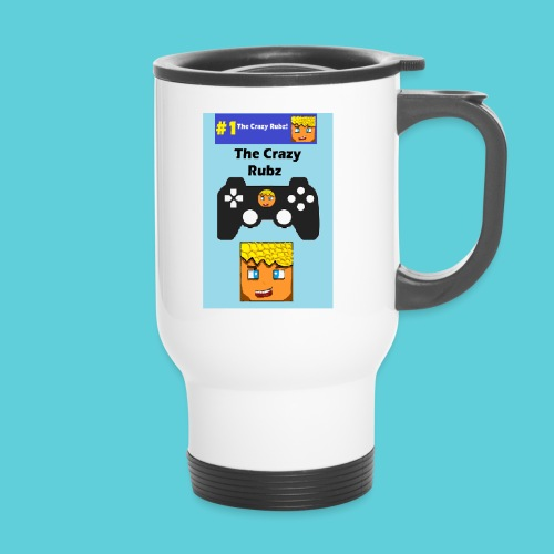games controller - Thermal mug with handle