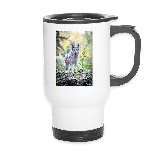 La Tanière des Chiens-Loups - Mug thermos