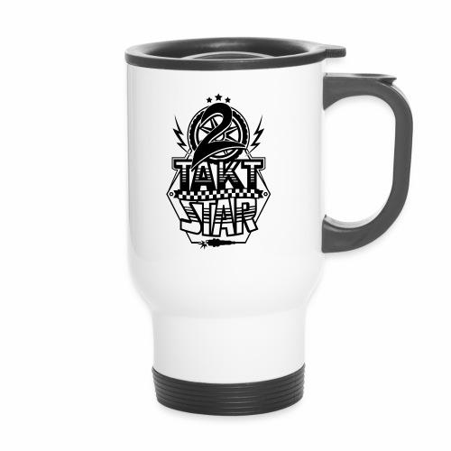2-Takt-Star / Zweitakt-Star - Travel Mug