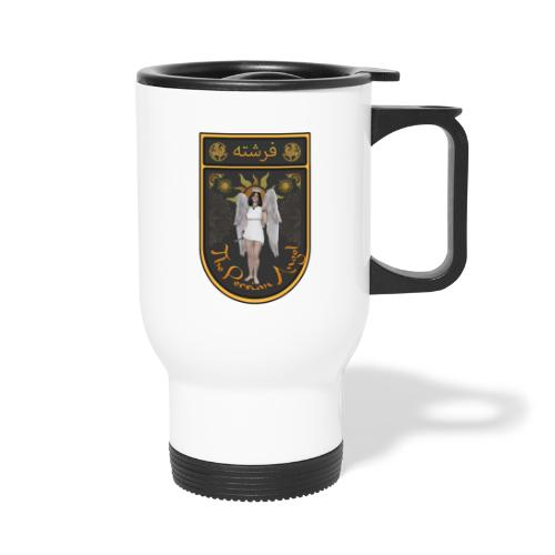 Persian Angel Anahita - Farsi Angel - Travel Mug