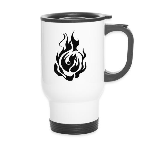 feu - Mug thermos