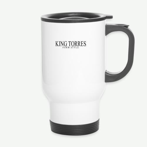 king torres - Termosmugg med handtag