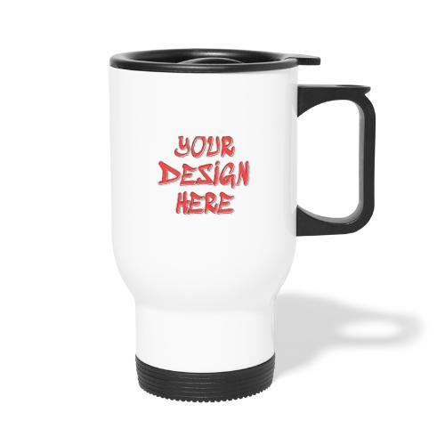 TextFX - Travel Mug