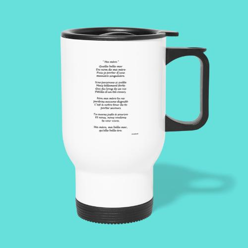 Ma mère - Mug thermos