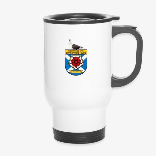 Montrose FC Supporters Club Seagull - Travel Mug