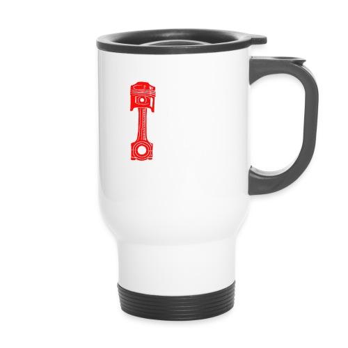 Piston - Thermal mug with handle