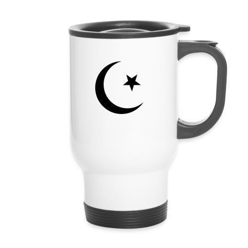 islam-logo - Thermal mug with handle
