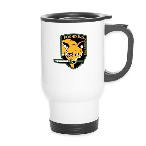 Fox Hound Special Forces - Kahvallinen termosmuki